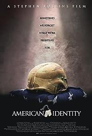American Identity Poster