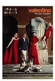 Valentino: The Last Emperor Poster