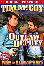 The Outlaw Deputy Poster