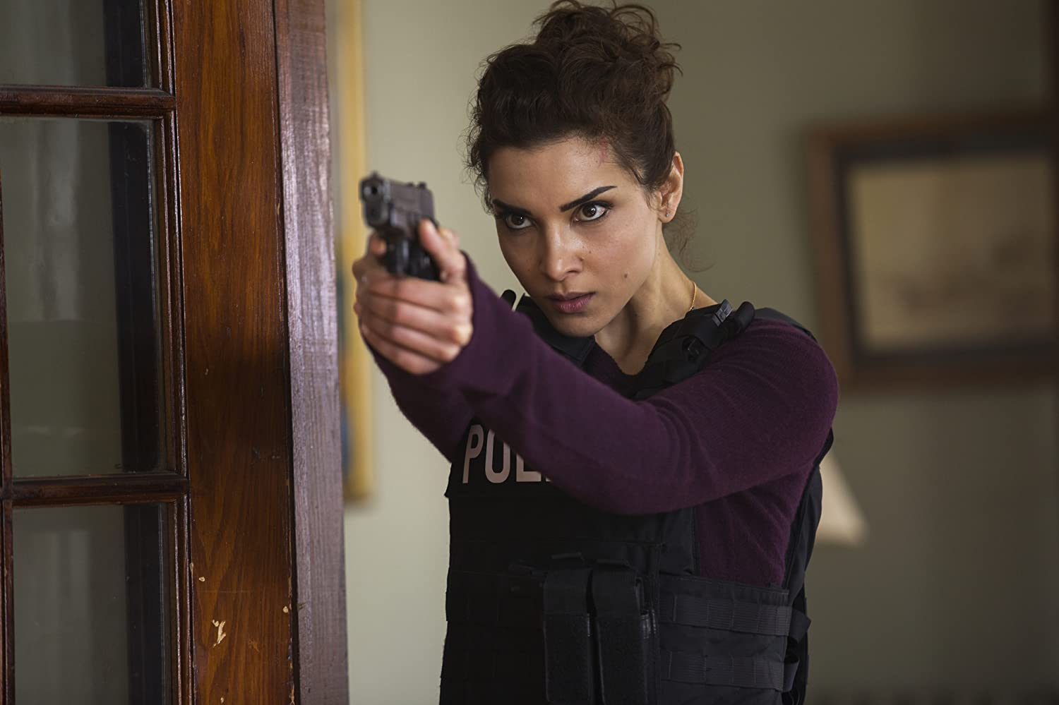 Amber Rose Revah in The Punisher (2017)