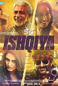 Dedh Ishqiya (2014) Poster - Movie Forum, Cast, Reviews