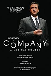 Company: A Musical Comedy Poster