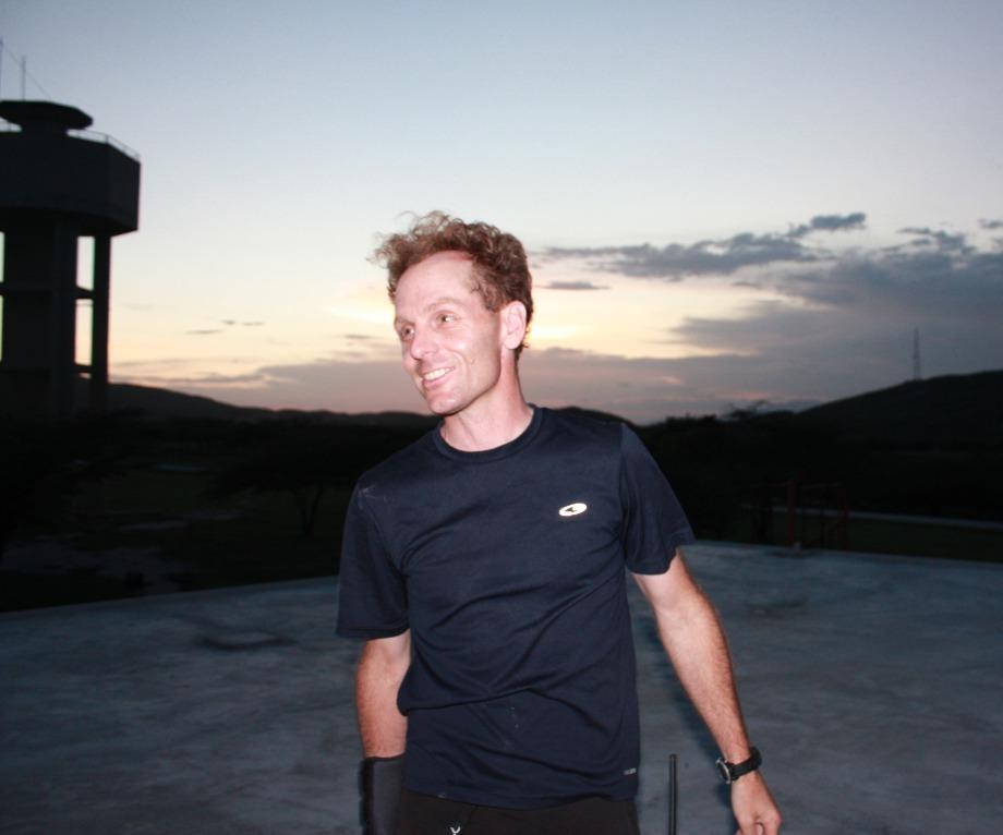 Skye Fitzgerald - on location in Haiti