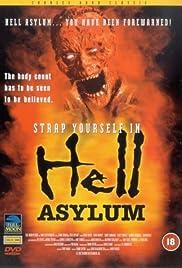 Hell Asylum Poster