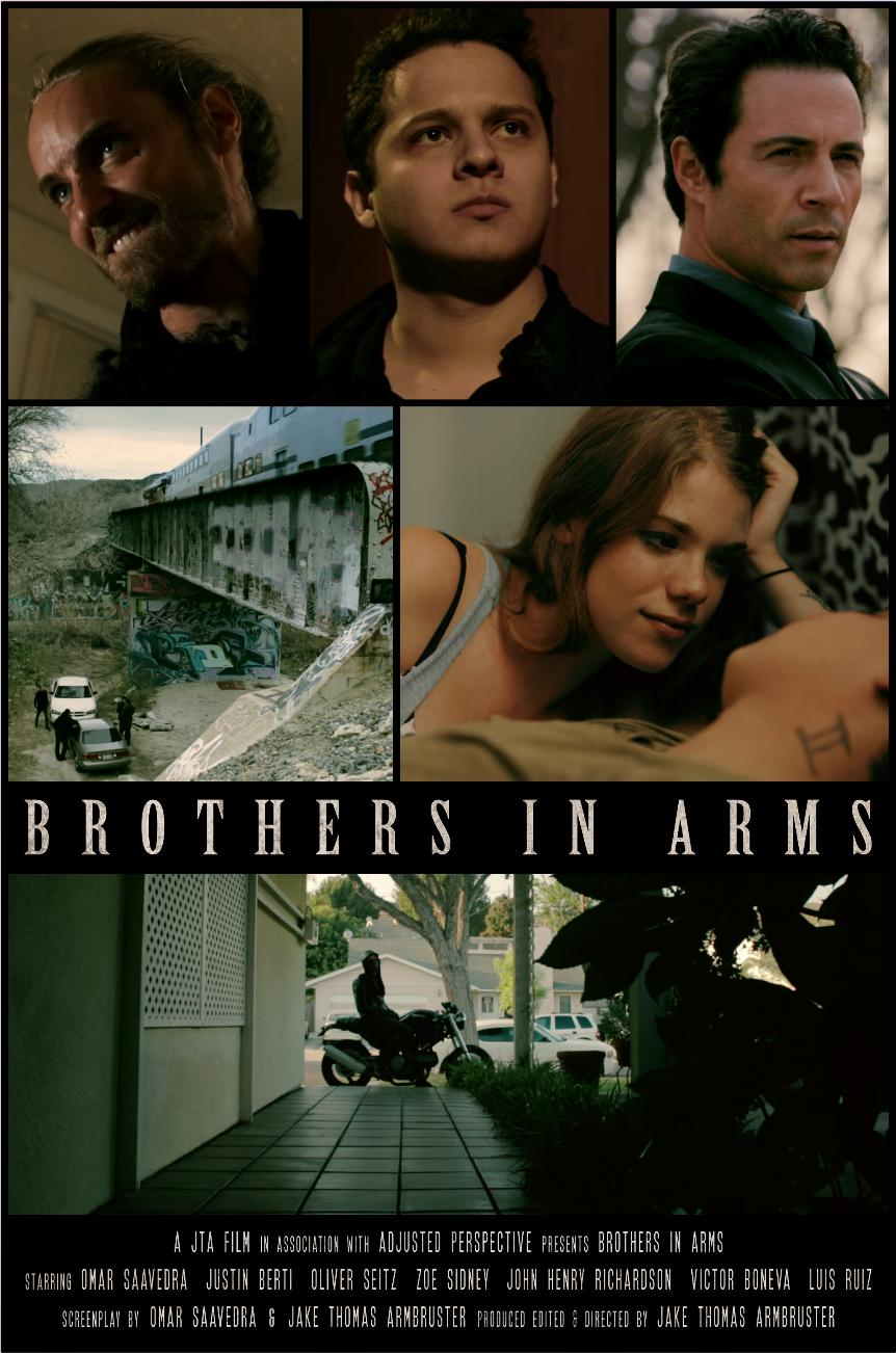 brothers in arms movie 2016