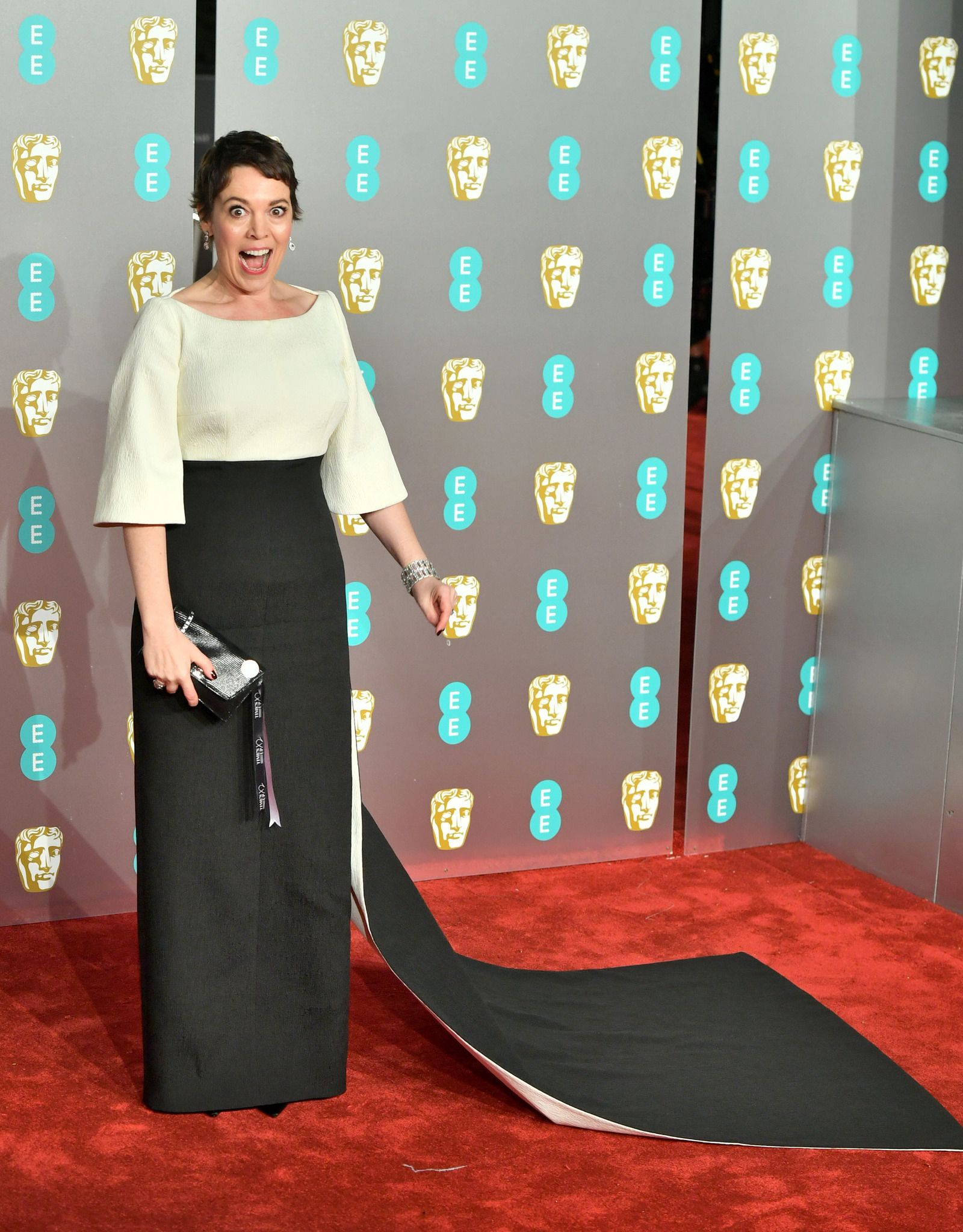 Olivia Colman at an event for EE British Academy Film Awards (2019)