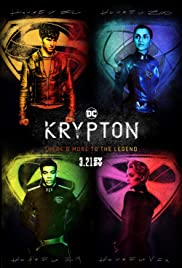 krypton tv series 2018 imdb