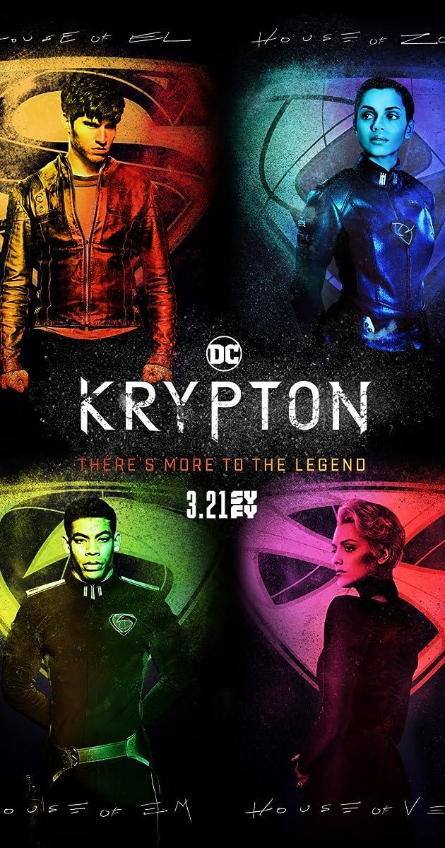 Krypton Tv Series 2018 Imdb