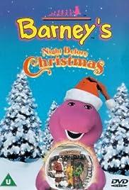Barney A Very Merry Christmas The Movie Dvd.Barney S Night Before Christmas Video 1999 Imdb
