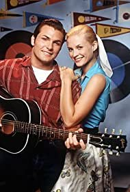 Brad Hawkins and Bonnie Sommerville as Tyler and Lyne.