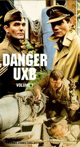 Anthony Andrews, Kenneth Cranham, and Maurice Roëves in Danger UXB (1979)