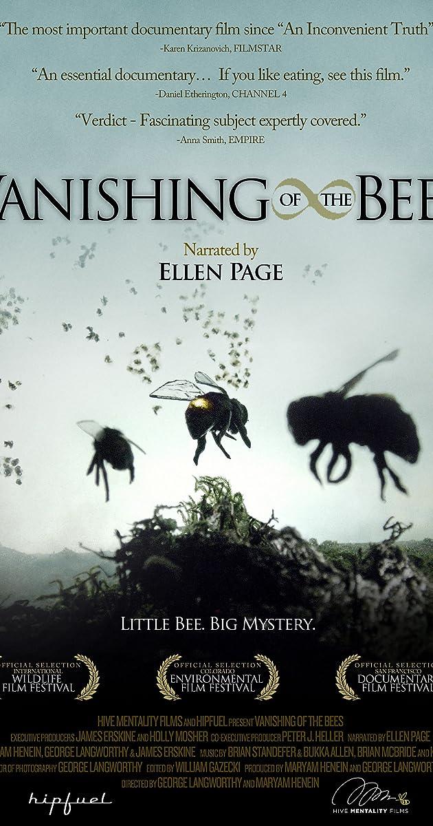 Vanishing of the Bees (2009) - IMDb