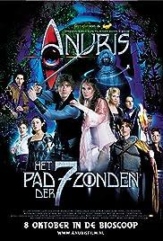 Anubis: Het pad der 7 zonden Poster