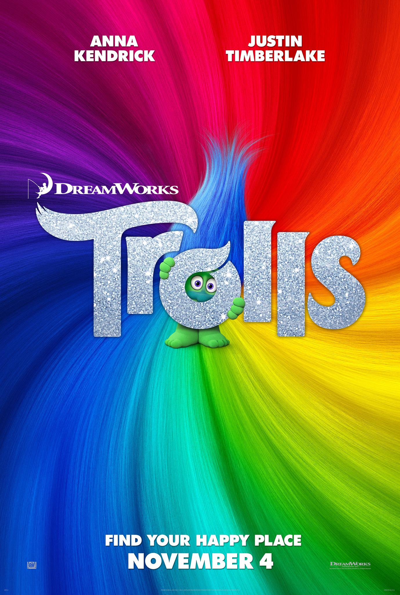 Troliai / Trolls (2016) Online