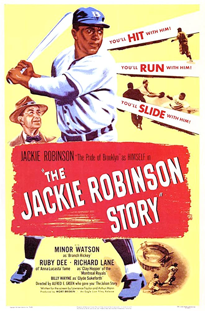 The Jackie Robinson Story (1950)