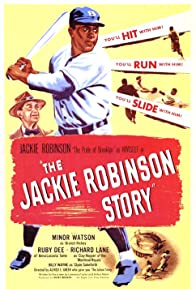 Primary photo for The Jackie Robinson Story