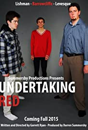 Undertaking Red Poster