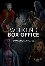 Weekend Box Office Poster