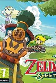 The Legend of Zelda: Spirit Tracks Poster