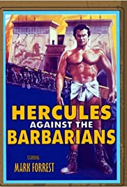 Hercules Against the Barbarians (1964) Poster - Movie Forum, Cast, Reviews