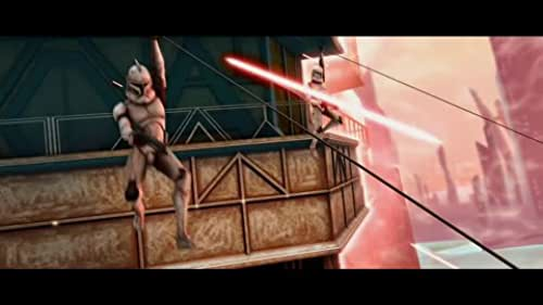 Star Wars: The Clone Wars -- Theatrical Trailer