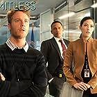 Hill Harper, Jennifer Carpenter, and Jake McDorman in Limitless (2015)