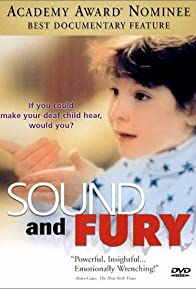 Primary photo for Sound and Fury