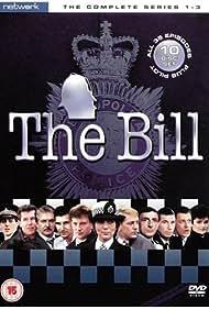 Janette Legge, Cindy O'Callaghan, Clara Salaman, and Tom Frederic in The Bill (1984)