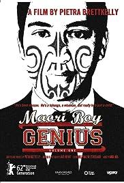 Maori Boy Genius Poster