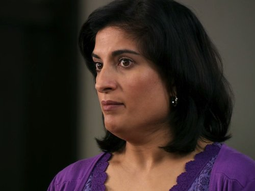 Mina Anwar in The Sarah Jane Adventures (2007)