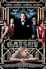 Leonardo DiCaprio, Tobey Maguire, Joel Edgerton, Isla Fisher, Carey Mulligan, and Elizabeth Debicki in The Great Gatsby (2013)