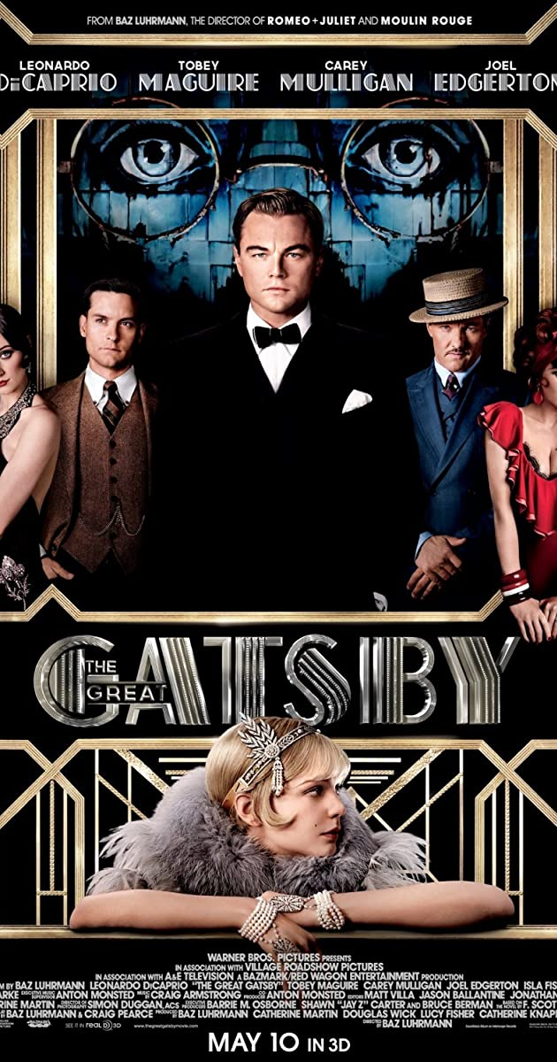 The Great Gatsby 2013 Quotes