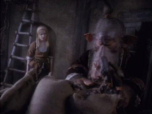 Jane Horrocks in The Storyteller (1987)