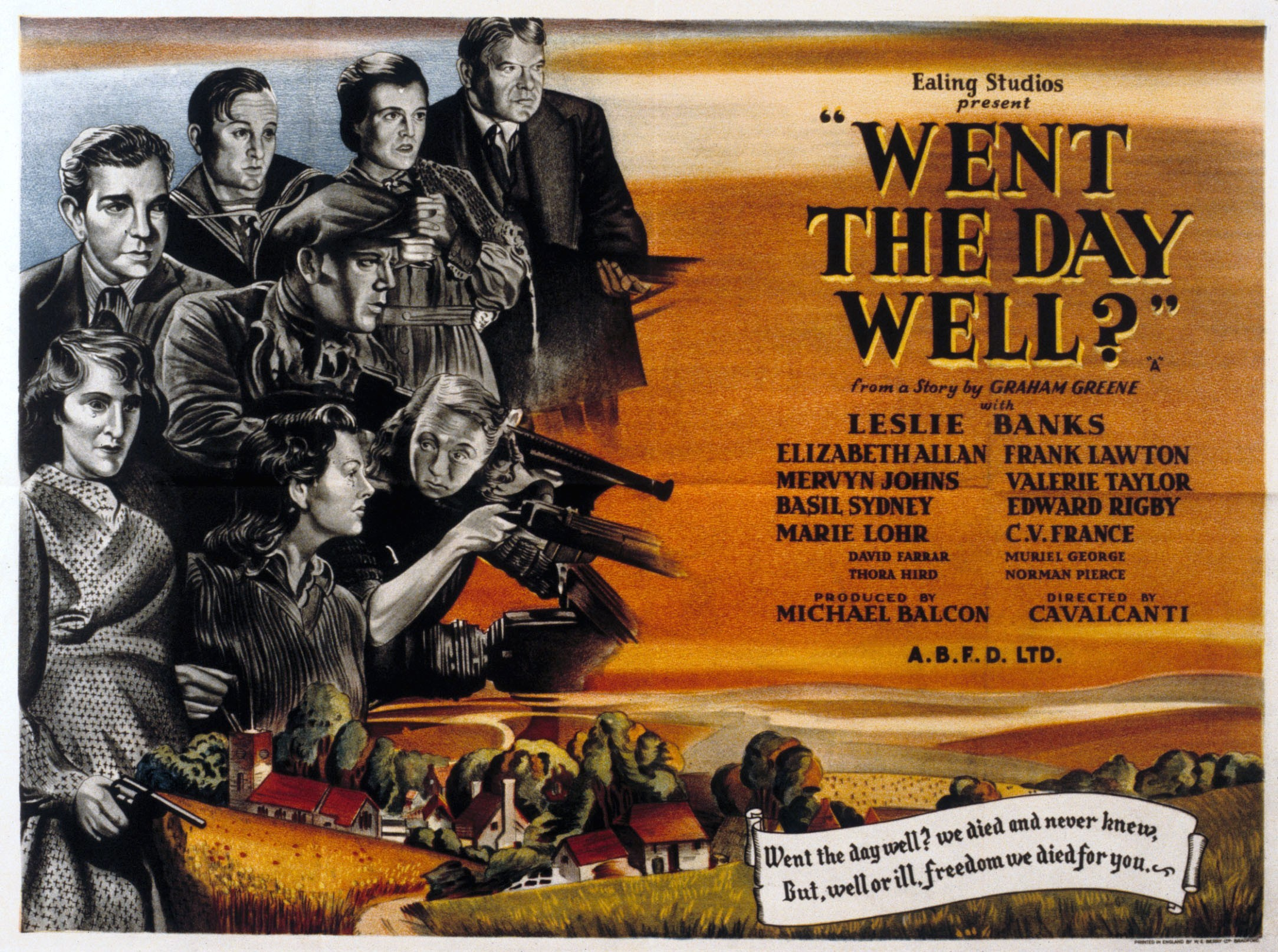 Went the Day Well? (1942) - Photo Gallery - IMDb