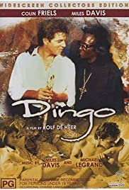 Dingo (1991) starring Colin Friels on DVD on DVD