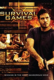 The Survival Games Poster