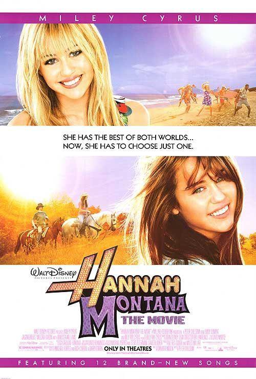 Hannah Montana – The Movie 2009 Dual Audio 720p BluRay x264 [Hindi – English] ESubs