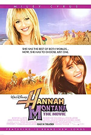 Hannah Montana: The Movie Poster Image
