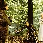 Jason Scott Lee and Lena Headey in The Jungle Book (1994)