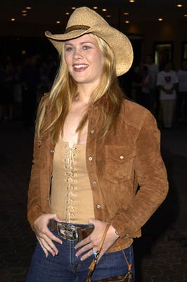 Alison Sweeney at an event for Summer Catch (2001)