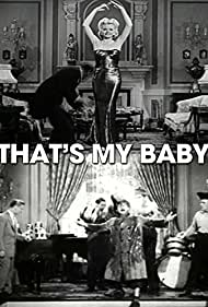 Leonid Kinskey and Marjorie Manners in That's My Baby! (1944)