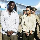 Idris Elba and Riaad Moosa in Mandela: Long Walk to Freedom (2013)