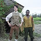 Matthew Goode and Malachi Kirby in Roots (2016)