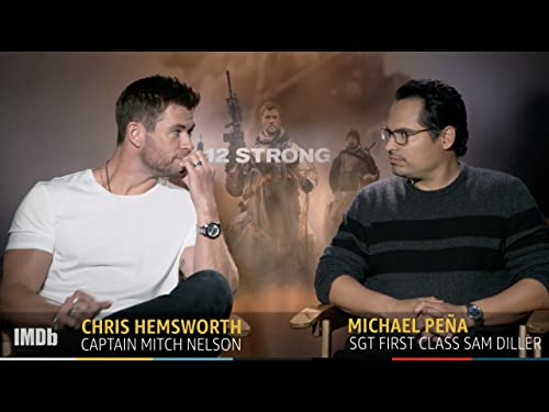 The Cast of '12 Strong' Picks Their Favorite Jerry Bruckheimer Movies