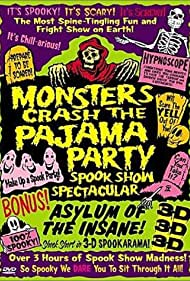 Monsters Crash the Pajama Party Poster - Movie Forum, Cast, Reviews