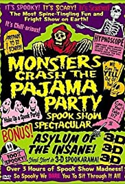 Monsters Crash the Pajama Party (1965) Poster - Movie Forum, Cast, Reviews