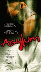 Asylum Dimitri Logothetis
