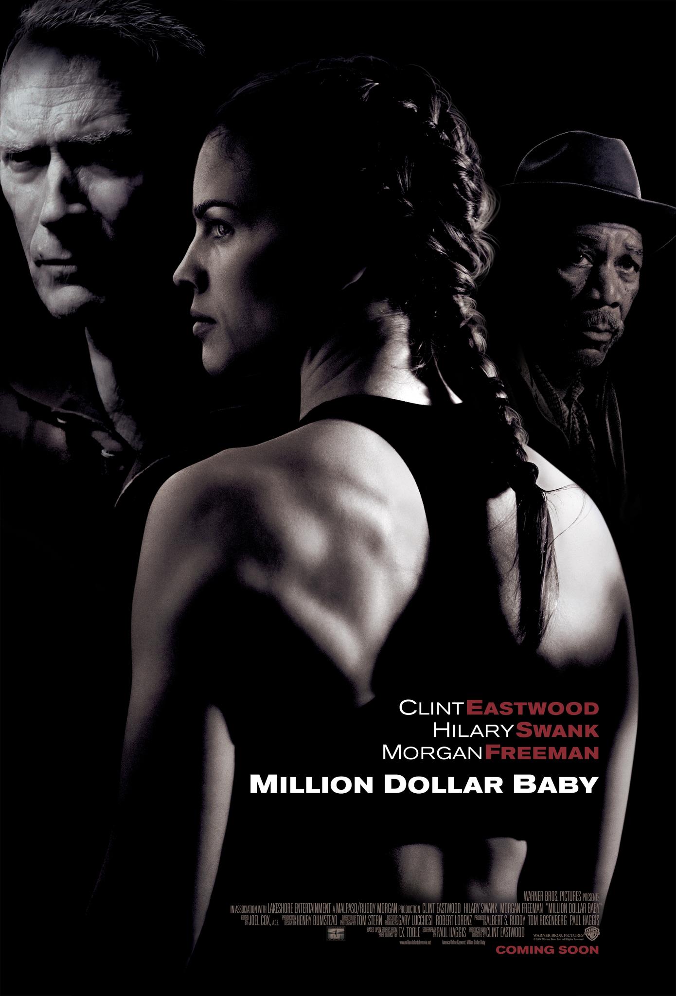 million dollar baby poster ile ilgili görsel sonucu