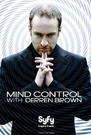 Mind Control with Derren Brown Poster