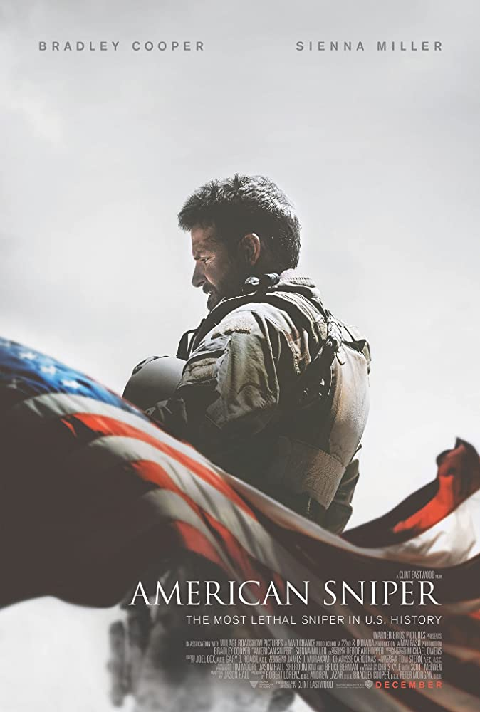 Bradley Cooper in American Sniper (2014)